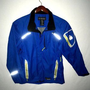 Wetskins X-Treme Series Jacket L Blue Waterproof